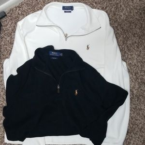 Polo Ralph Lauren blk & tan